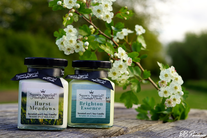 Win 2 Sussex Special Handcrafted Candles