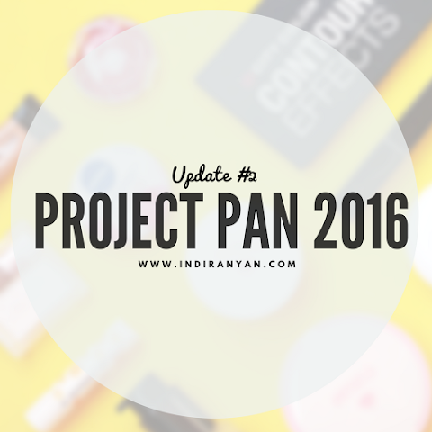 Project Pan 2016 - Second Update