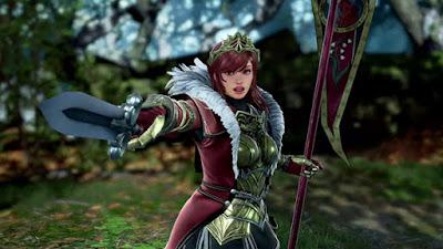 Hilde y Haohmaru se unen a Soul Calibur VI.