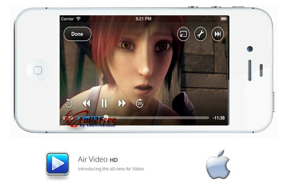 Air Video HD V1.0.3