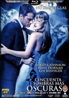 Blu-Ray Cincuenta sombras más oscuras Español Latino HD