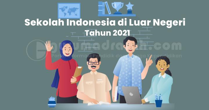 Seleksi Penerimaan Kepala Sekolah Indonesia di Luar Negeri Tahun 2021