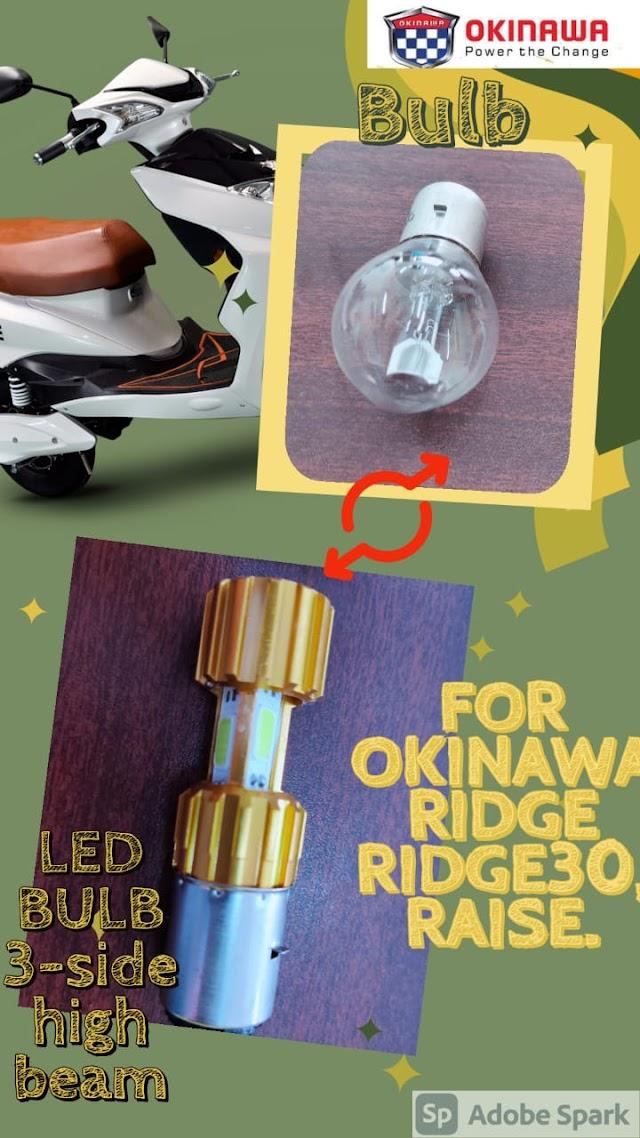 Okinawa Ridge LED light