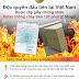 Lửa và Phương Án Phòng Cháy Chữa Cháy Hiệu Quả với Tấm Cách Nhiệt