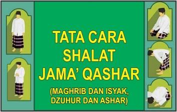 Panduan dan Tata Cara Sholat Jamak dan Qoshor