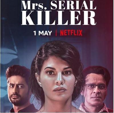 review mrs serial killer