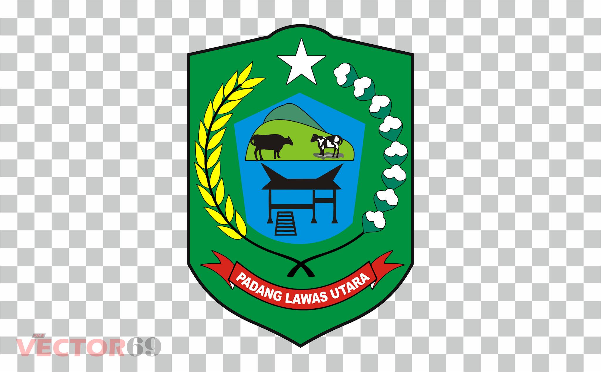 Kabupaten Padang Lawas Utara Logo - Download Vector File PNG (Portable Network Graphics)