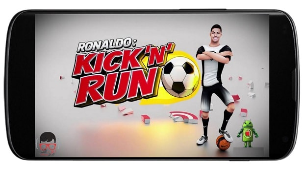 telecharger cristiano ronaldo kick'n'run game in android&iphone