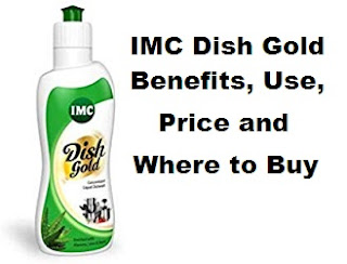 imc dish gold benefits, price and buy