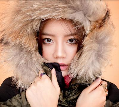 Hyeri Girl's Day EXR Fall Winter 2014