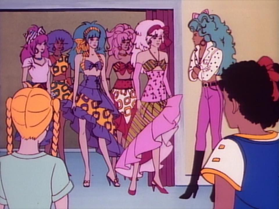Jem and the Holograms Dress Up