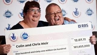 Anonimo vince 61 milioni alla lotteria EuroMillions