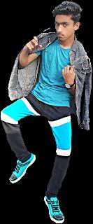 gangstar boy photoediting model png