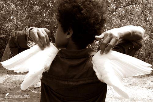 Orang berhati malaikat
