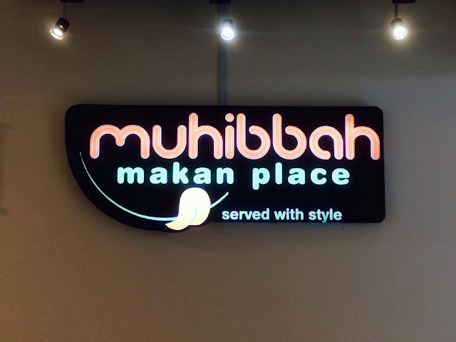 muhibbah makan place, plaza alam sentral, food court