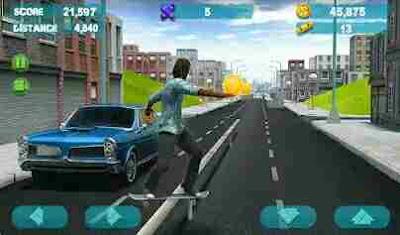 Game Sepatu Roda - Street Skater 3D