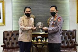 Listyo Sigit Prabowo Dorong Tony Wenas Pimpin Freeport Terus Membangun Papua