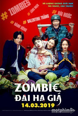 Zombie Đại Hạ Giá The Odd Family: Zombie On Sale (2019)
