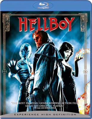 Hellboy (2004) 720p 900MB Blu-Ray Hindi Dubbed Dual Audio [Hindi DD 2.0 – English DD 2.0] MKV