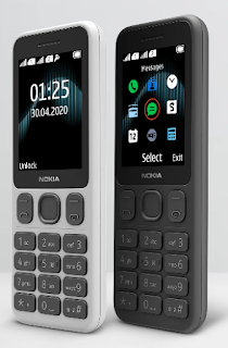 Nokia 125 Price with Specifications