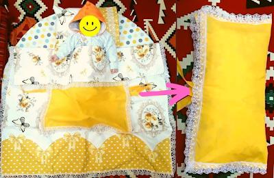 Sürpriz yastığın kullanım alanları ve sürpriz yastıkta kullanılan malzemeler