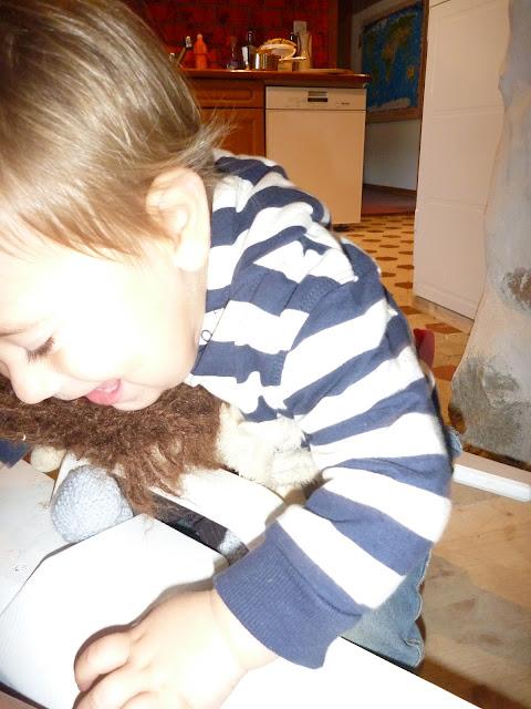 Puppe für Jungen - aber Ja