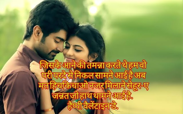 Valentine's Day Shayari In Hindi 2020 | Lovers Day  Feb 14th Special Shayari 2020