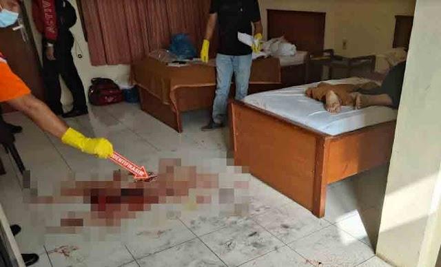 Seorang Pria di Aceh Ditemukan Tewas Tertancap Pisau di Dadanya