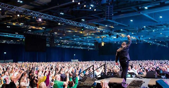Tony Robbins Events