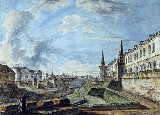 Реальная история Москвы