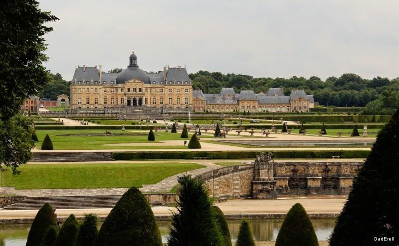 Le Jardin du Château de Vaux le Vicomte
