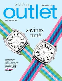Avon Outlet Campaign 14 6/10/17 - 6/23/17