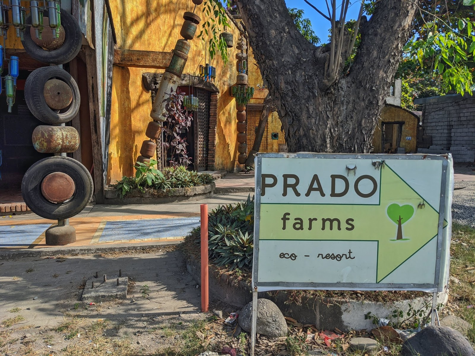 prado farm facebook fan page