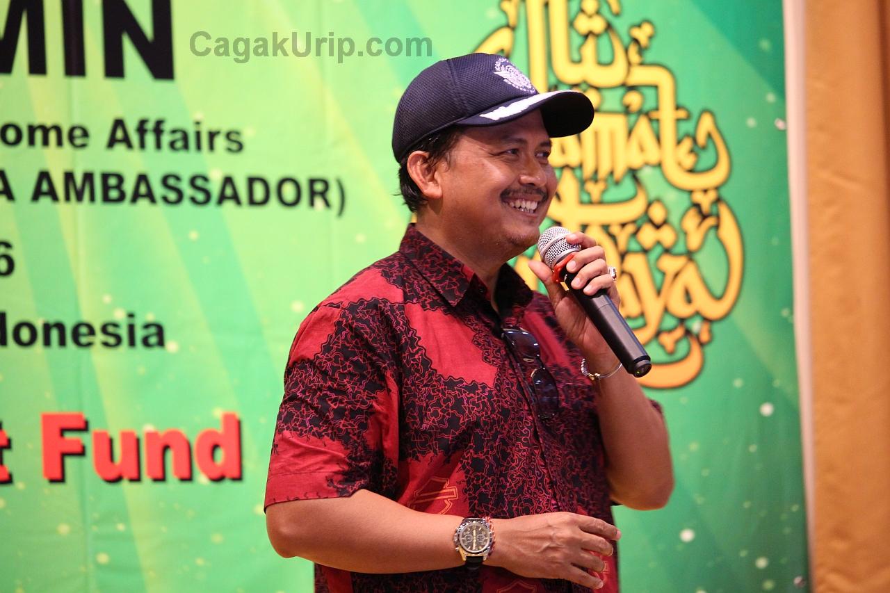 Sambutan Bapak Dubes Ngurah Swajaya