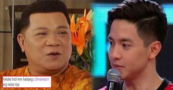 Allan K, nilaglag si Alden kay Maine Mendoza habang nakasalang sa Eat Bulaga!