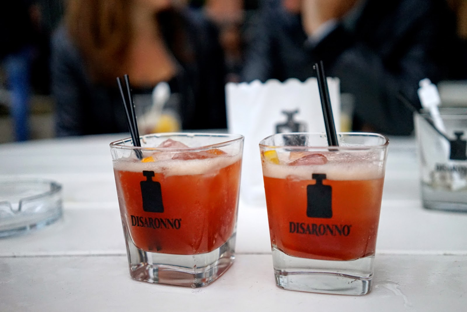 Disaronno strawberry