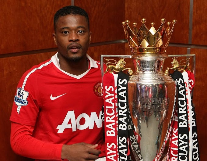 Manchester United legend Patrice Evra confirms retirement from football at 38