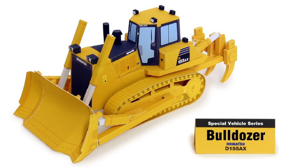 Pada alat berat jenis dozer ini terdapat bucket,. Tentang Maintenance Alat Alat Berat: Papercraft Untuk ...