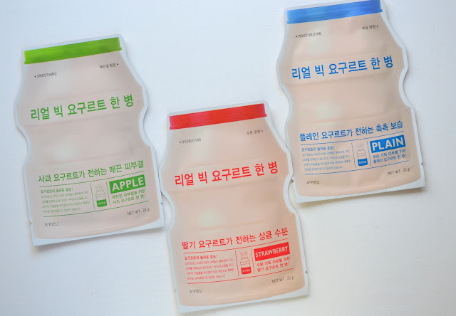 A'Pieu Real Big Yogurt One-Bottle Sheet Mask Review