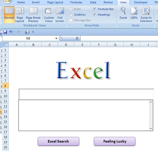 Drawing Lines Excel Vba : Ask analytics create your own google in excel