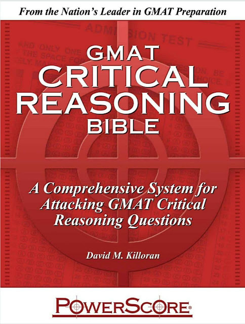 GMAT Critical Reasoning : For All Competitive Exam PDF Book