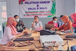 Pendamping Lokal Desa Lumajang Selenggarakan Pelatihan Mandiri