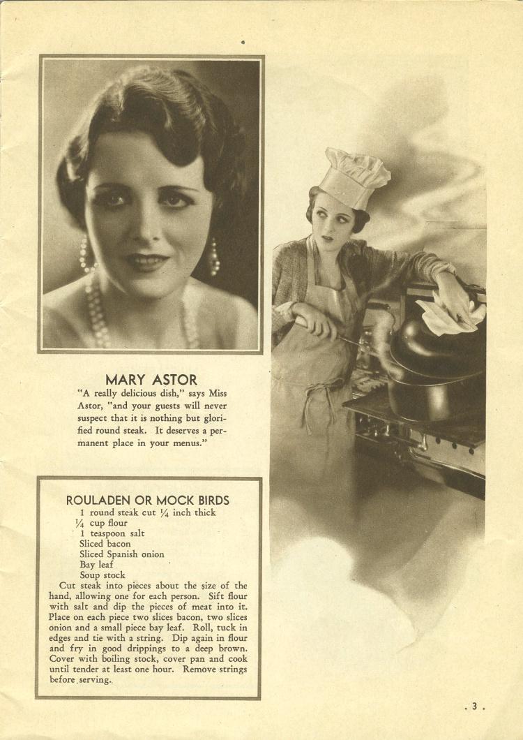 A Vintage Nerd, Old Hollywood, Vintage Blog, Old Hollywood Blog, Old Hollywood Recipes, Old Recipes, Movie Stars Who Cook, Audrey Hepburn Pasta Dish, Audrey Hepburn Cookbook, Cooking with the Stars