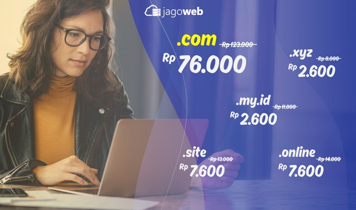 Kupon Kode Jagoweb Juni 2020 - jagoweb.com