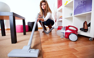 Fitur Vacuum Cleaner