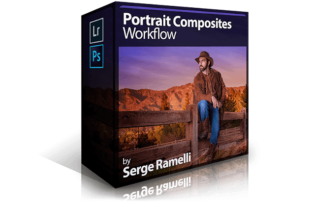 Portrait Composites Workflow