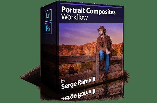 Portrait Composites Workflow