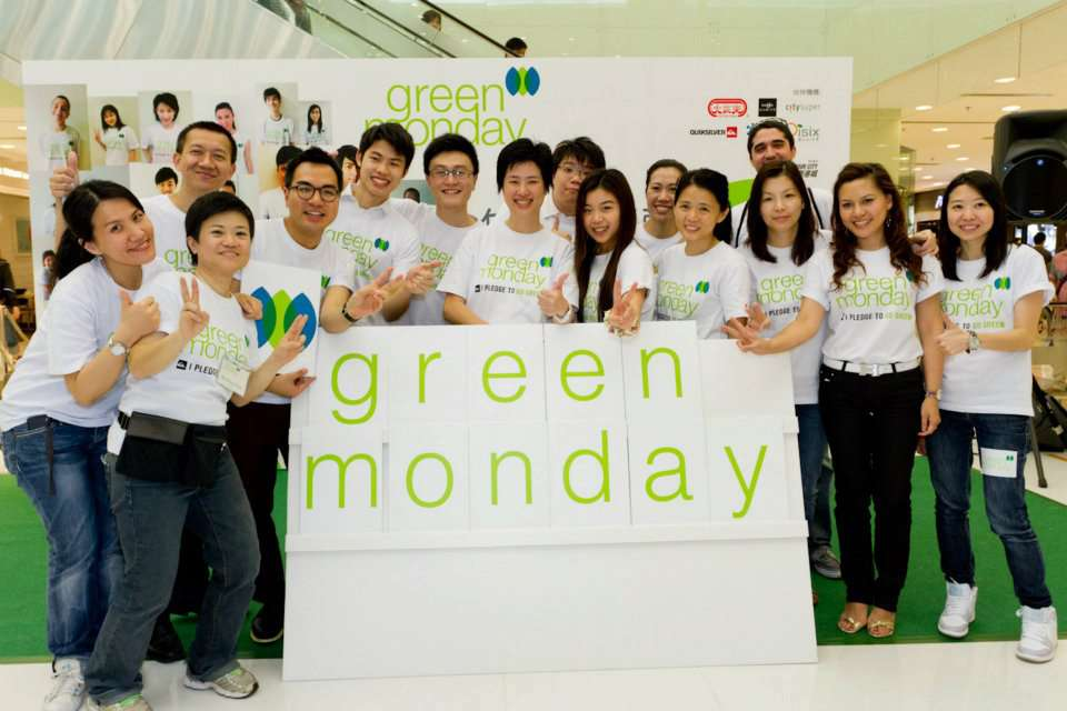 Green Monday Wishes Pics