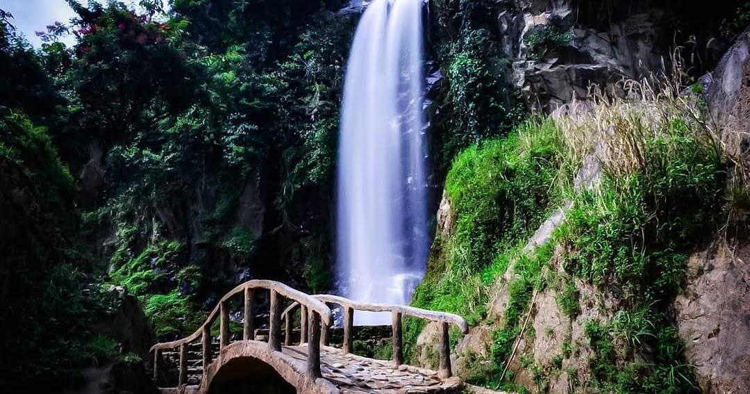 Daftar 10 Air Terjun ( Curug ) Indah Di Bogor Yang Lagi ...