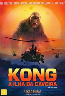Kong: A Ilha da Caveira - BDRip Dual Áudio